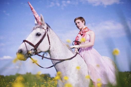 Olivia Bee, jeune photographe talentueuse