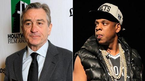Robert de Niro enguirlande Jay'Z, histoire de lui apprendre la notion du respect