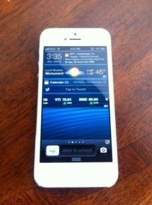 Jailbreak iPhone 5 et 4S, quelques infos...