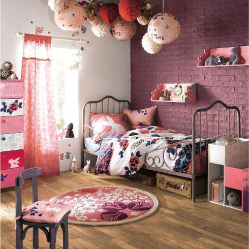 L 39 atelier lzc pour votre petite fille paperblog for Chambre fille vertbaudet