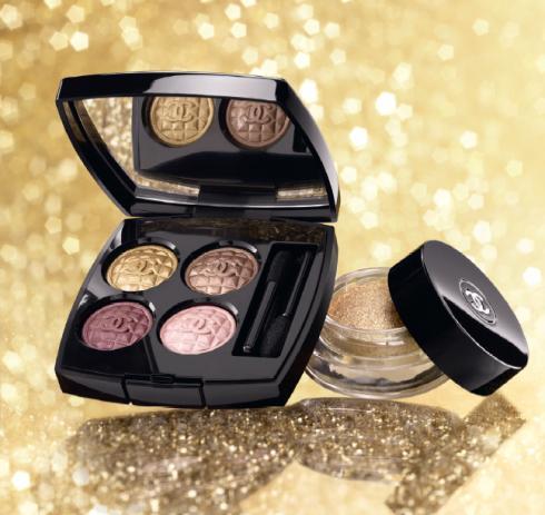 Eclat du soir Chanel… Collection Noël 2012!