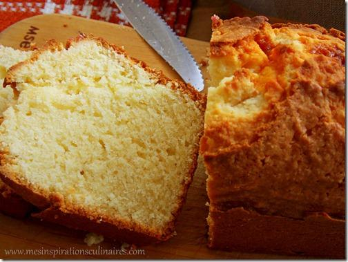Cake Au Fromage Blanc Au Raisin Sucre