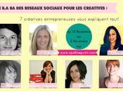B.A-BA réseaux sociaux pour Créatrices