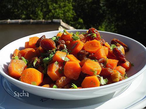 salade de carottes la marocaine paperblog. Black Bedroom Furniture Sets. Home Design Ideas