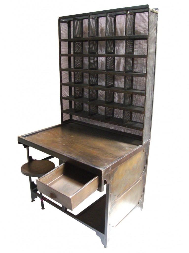 Mobilier industriel dans linterieur plan ouvert 50 photos cool design de ma - Livre mobilier industriel ...