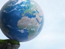 Réchauffement climatique l'humanité train suicider