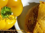 Hommous Poivrons Grillés, Doré Souhait!
