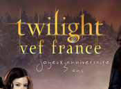 Happy birthday Twilight France