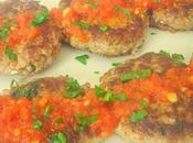 Boulettes viande hachée sauce tomate, Fricadelles rapide facile