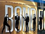 coffret James Bond's 50th Anniversary