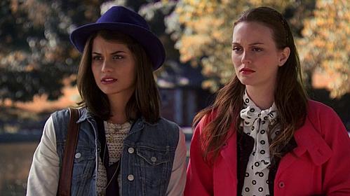 personnages de gossip girl saison 6