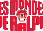 Mondes Ralph film jeux vidéo