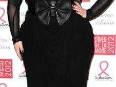 Ronde Fashion Copiez style Beth Ditto, Gossip