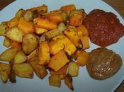 Poêlée Potiron sauces