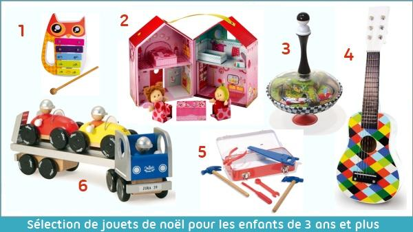 quels jouets de no l offrir un enfant g de 3 ans paperblog. Black Bedroom Furniture Sets. Home Design Ideas
