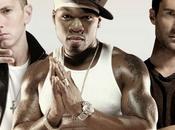 """Plan Cent, Eminem Adam Levine réunis dans clip Life"""""""
