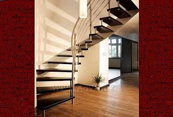 choisir un escalier voir. Black Bedroom Furniture Sets. Home Design Ideas