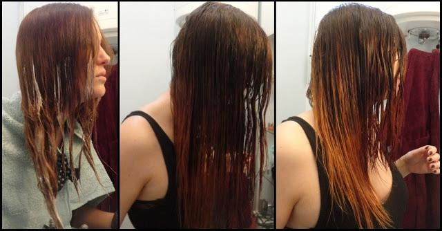 Test du kit Ombré Hair l'oréal