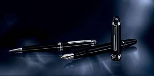 stylo mont blanc meisterstuck mozart