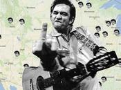 I've been everywhere Johnny Cash