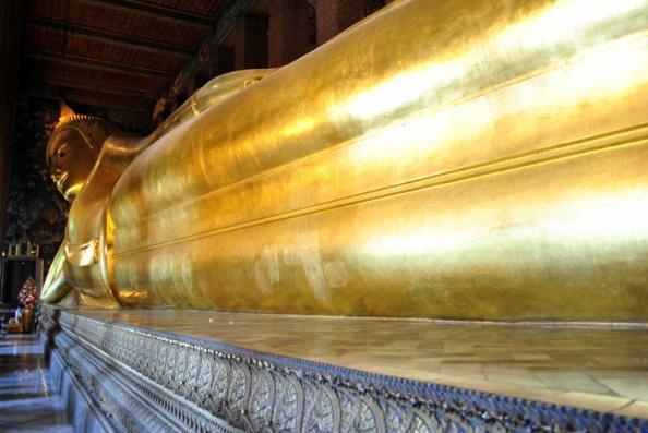 Bouddha couché  - Bangkok
