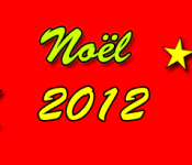 marchés Noël Auvergne 2012