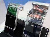 Samsung écrans flexibles pour 2013