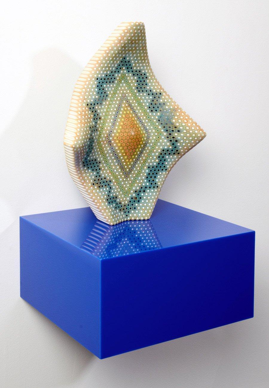 Les sculptures en crayons de Lionel Bawden - 4