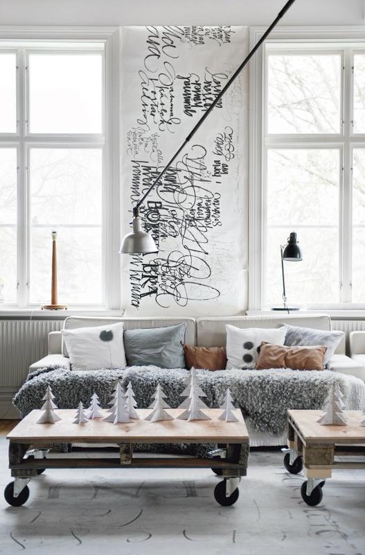 deco scandinave industriel. Black Bedroom Furniture Sets. Home Design Ideas