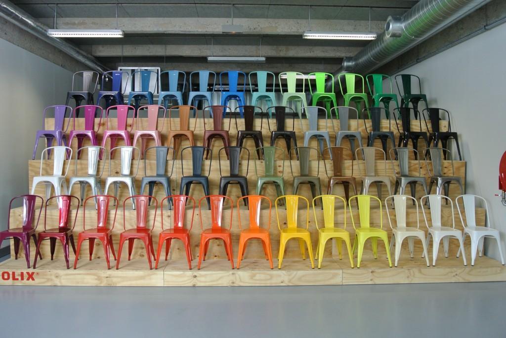 Design tour 2012 voir - Chaise tolix occasion ...