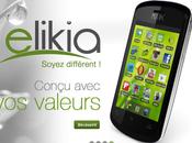 Elikia, premier smartphone africain