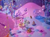 Entrez dans l'univers féerique coloré