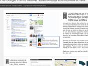 Amoureuse nouveau template blog officiel Google France