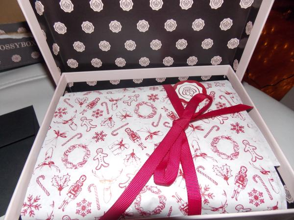 Glossy Box Décembre 2012
