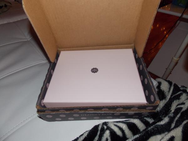 Glossy Box Décembre 2012