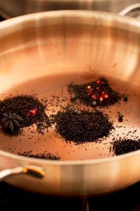 Le Fumoir de Zwilling, Foie gras fumé