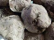 Truffes chocolat crème marrons