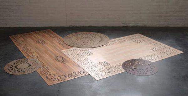 tapis de bois ou vinyle par arzu firuz lire. Black Bedroom Furniture Sets. Home Design Ideas