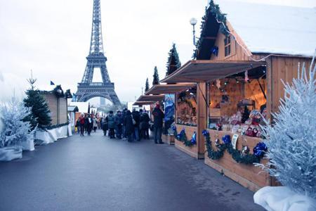 Les march s de no l paris paperblog - Marche de noel paris defense ...