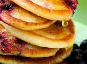 Pancakes myrtilles cannelle