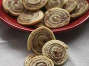 Sablés Roulés Cannelle Cinnamon Spirals