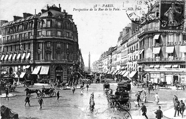 Paris En 1900  U2013 Partie 3
