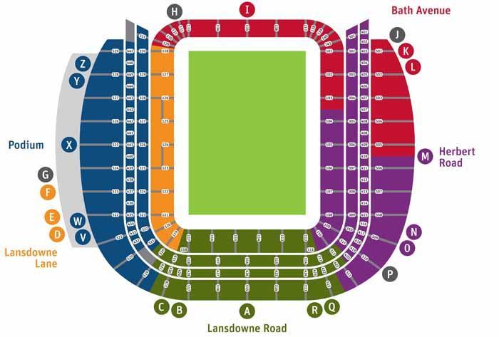 Hcup Leinster Asm Environ 1 000 Auvergnats En Route Pour Dublin Quelques Infos Sur Les