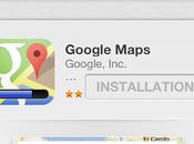 Google Maps retour