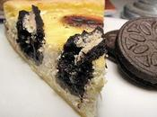 Tarte cottage cheese citron oreo