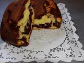 gâteau marbré enfance