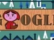 Google fête petit chaperon rouge