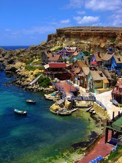 Je vous emmène ... à Malte, pour apprendre l'anglais dans un océan de soleil !