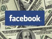 Facebook veut faire payer messages