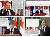 Hollande l'autre discours d'alger
